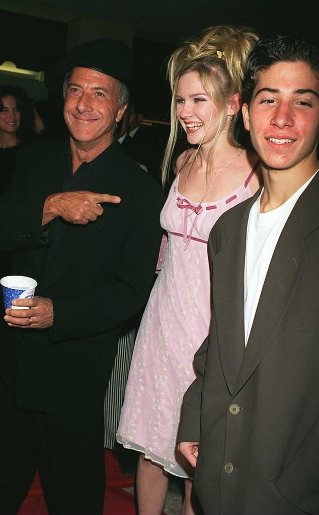 Kirsten Dunst, Jake Hoffman, Dustin Hoffman