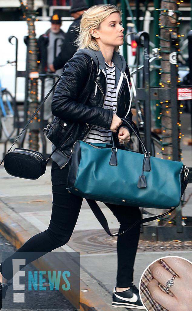 Kate Mara, Ring, Exclusive