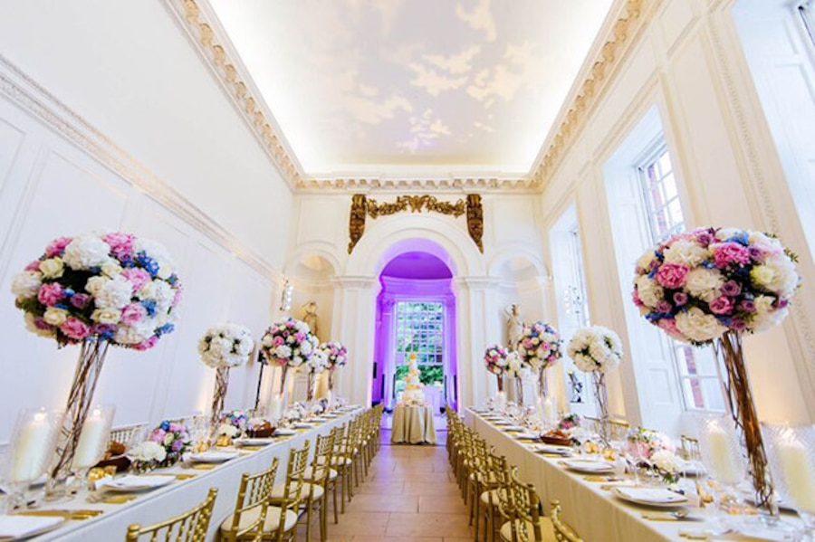 Kensington Palace, Weddings