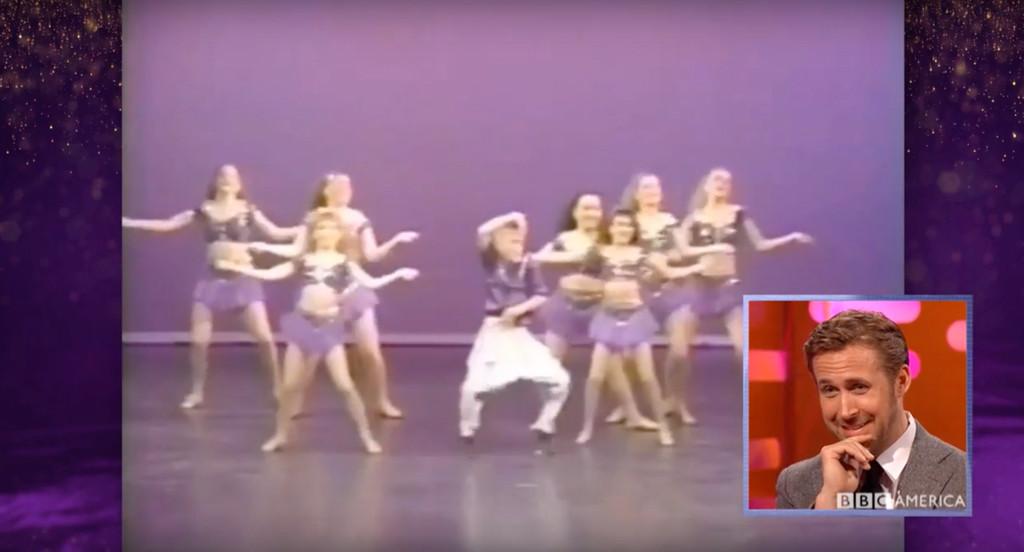 Ryan Gosling, Dance Video, Graham Norton Show