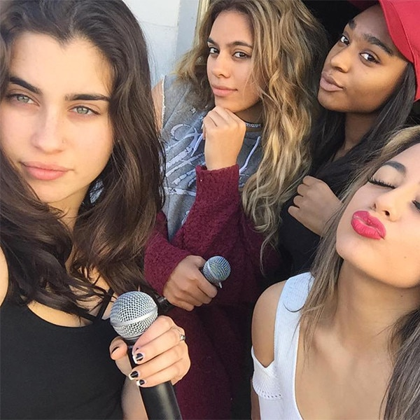 Fifth Harmony, Instagram