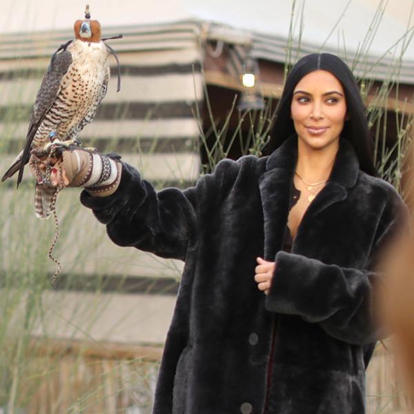 Kim Kardashian Meets Kids and Goes Four-Wheeling on Fun-Filled Dubai Trip
