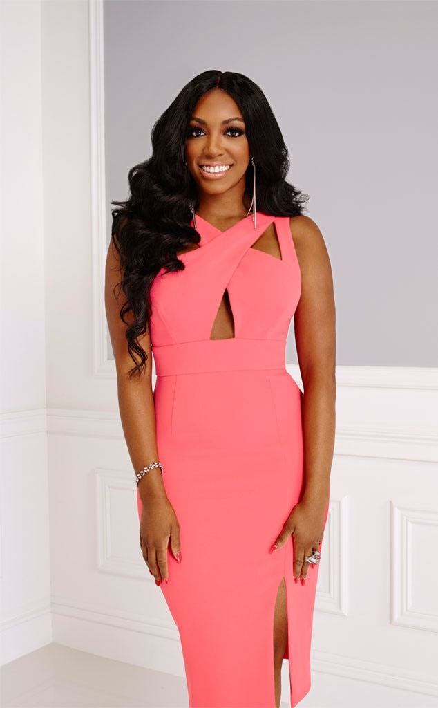 "The Real Housewives Of Atlanta's Porsha Williams Responds To Kenya Moore's ""Golden Shower"" Claim"