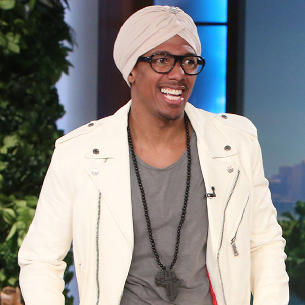 Nick Cannon, Ellen Show