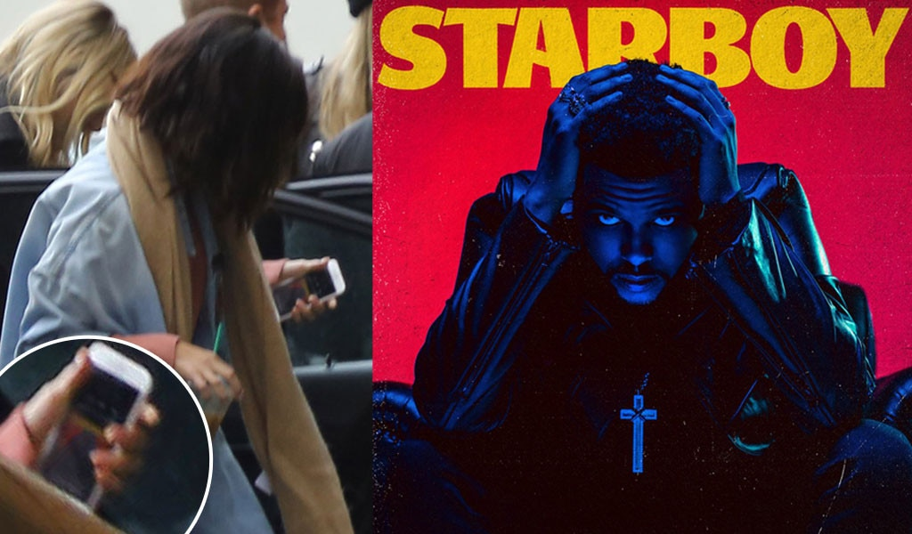 Selena Gomez, The Weeknd, Starboy