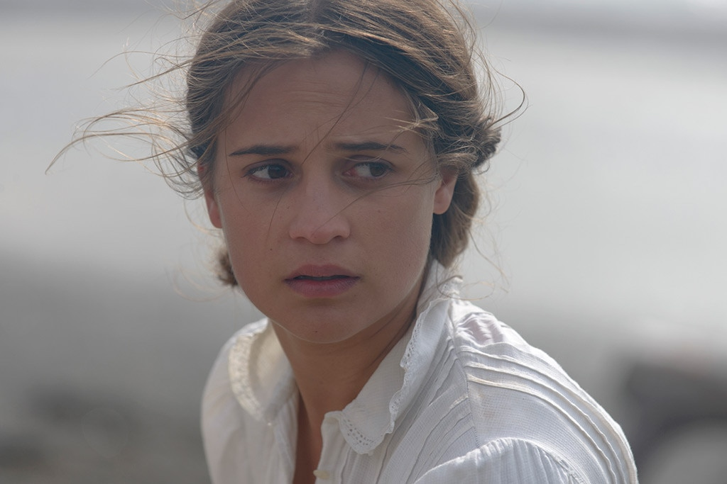 See Alicia Vikander Nail Light Between Oceans Scene in One Take