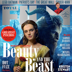 Beauty and the Beast, Total Film, Emma Watson, Dan Stevens