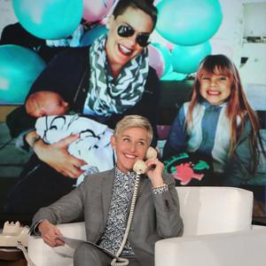 Ellen DeGeneres, Pink, The Ellen DeGeneres Show