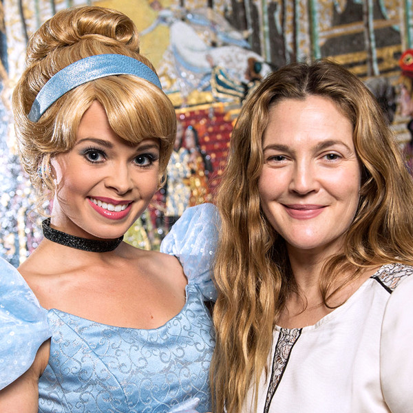 Drew Barrymore, Disney