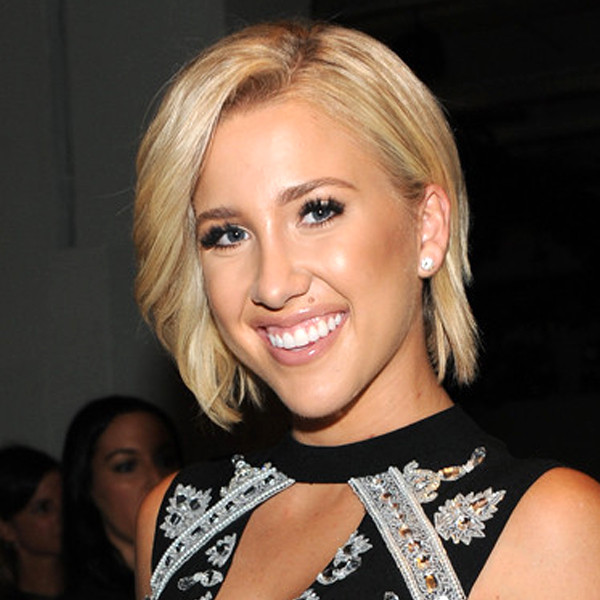 Chrisley Knows Best Star Savannah Chrisley Suffering From Fractured Vertebrae and More Injuries After Serious Car Accident
