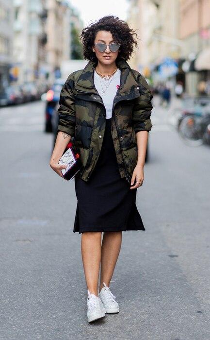 ESC: Puffer Jackets, Sarah Che