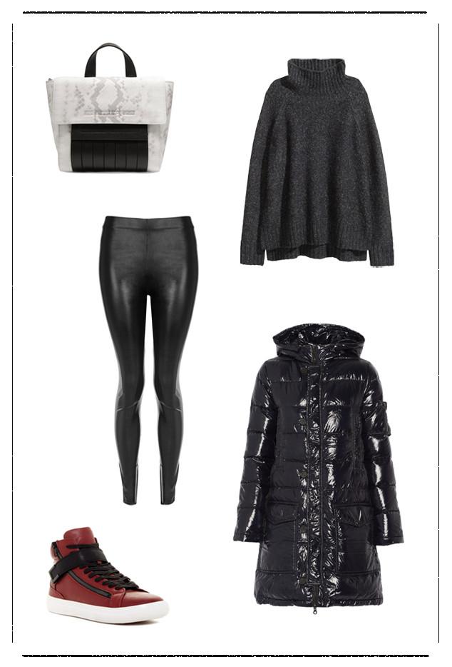 ESC: Puffer Jackets, Olivia Palermo