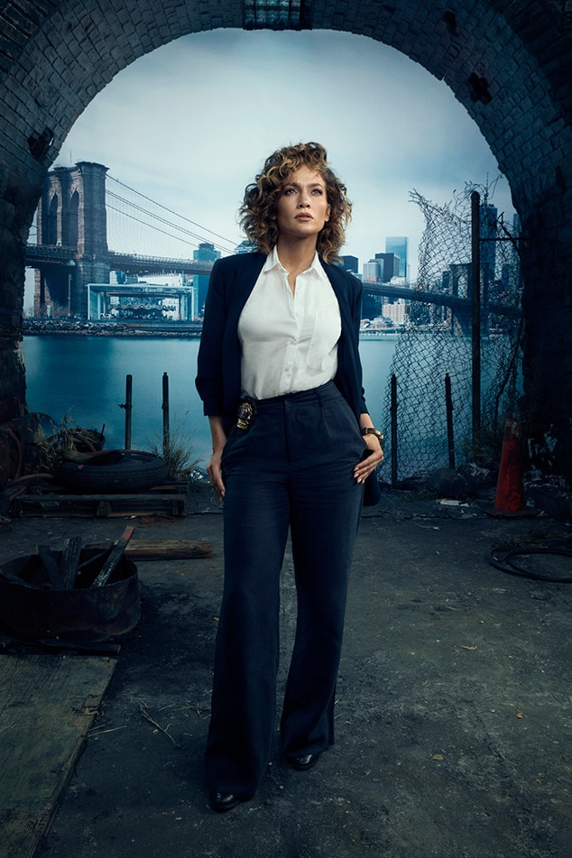 Jennifer Lopez's Moody New Shades of Blue Photos Will Get You ...