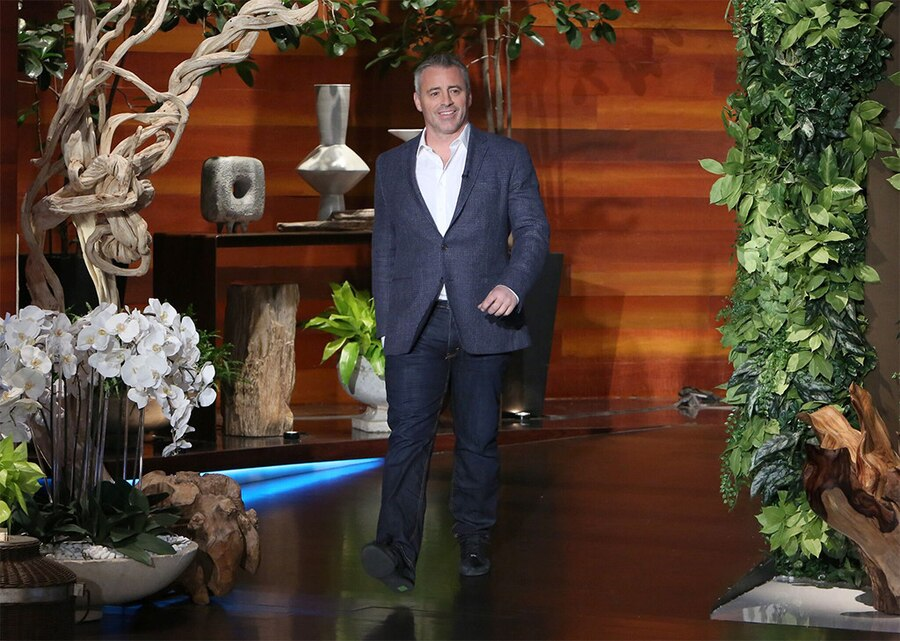 Matt LeBlanc, Ellen DeGeneres Show