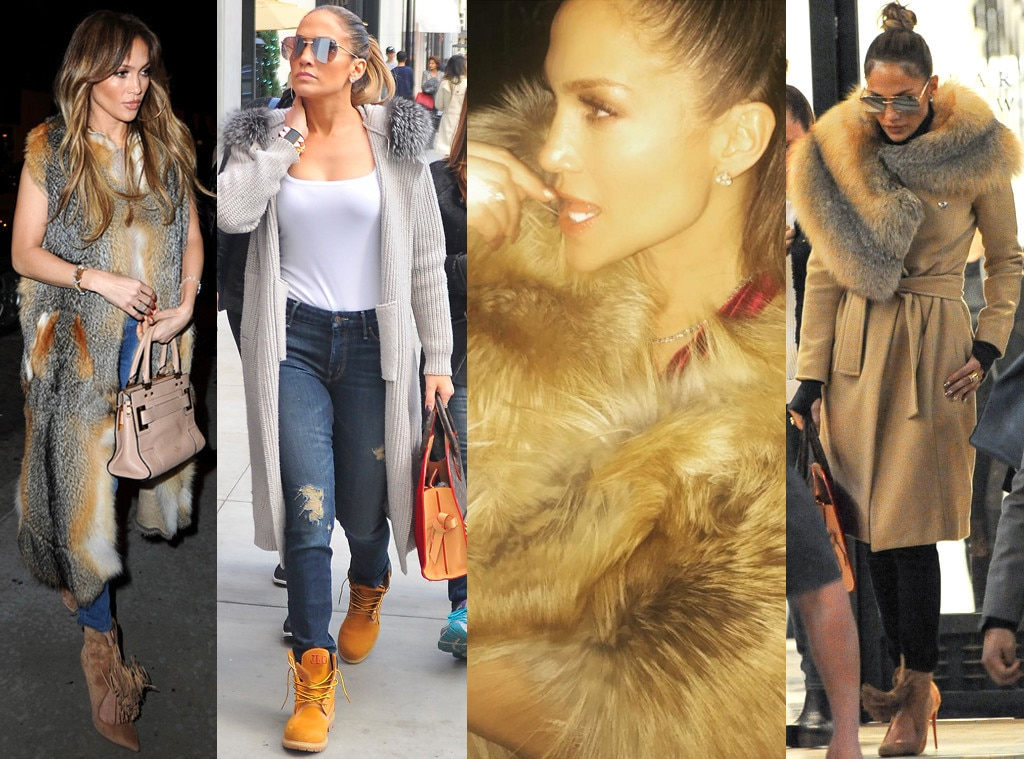Jennifer Lopez, Drake, Style Evolution