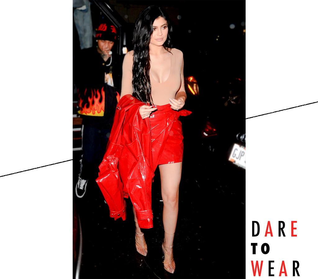 ESC: Dare to Wear, Kylie Kenner