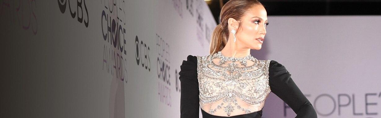 Large Teaser, Jennifer Lopez, 2017 People's Choice Awards
