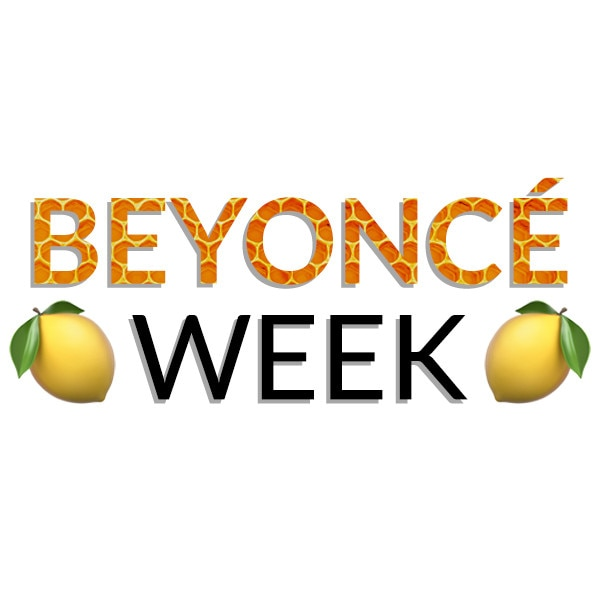 Beyonce Week, Theme Week Badge