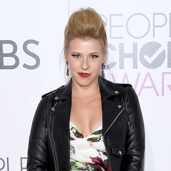 Jodie Sweetin, 2017 People's Choice Awards