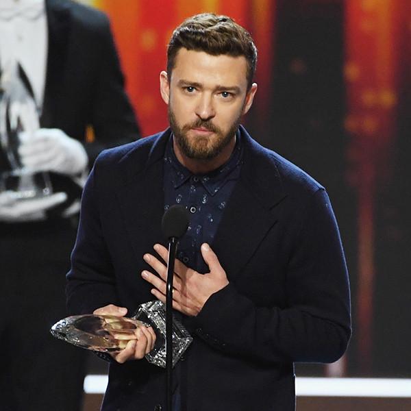 Justin Timberlake, People's Choice Awards