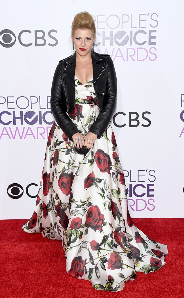 Jodie Sweetin, 2017 People's Choice Awards