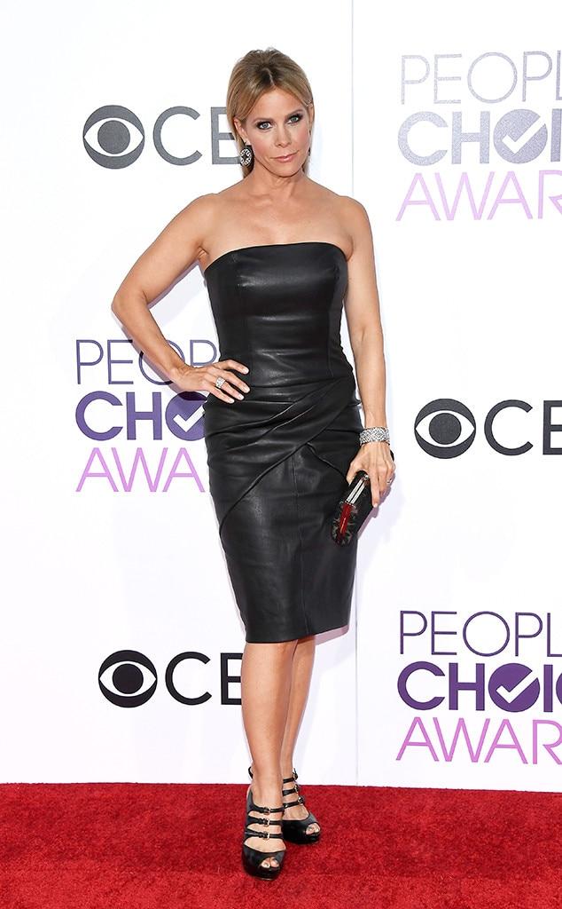 Cheryl Hines, 2017 People's Choice Awards