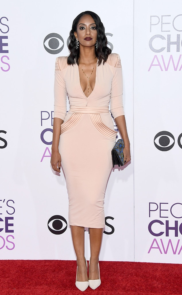 Azie Tesfai, 2017 People's Choice Awards