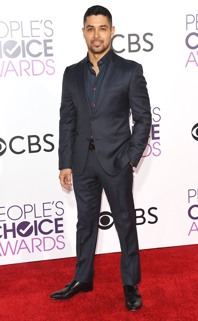Wilmer Valderrama, 2017 People's Choice Awards