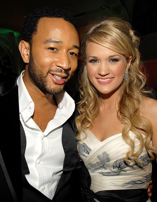 John Legend, Carrie Underwood