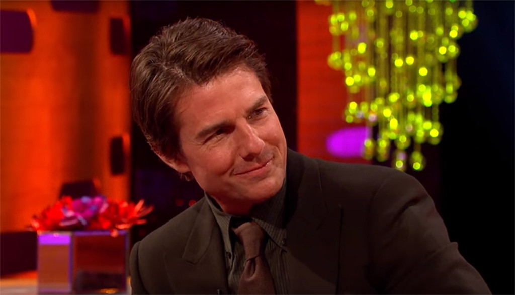 Tom Cruise, The Graham Norton Show