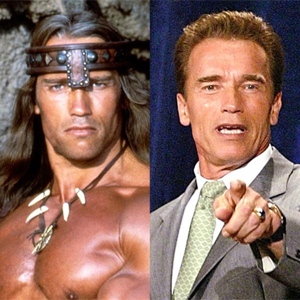 Arnold Schwarzenegger, Celebrities Turned Politicians