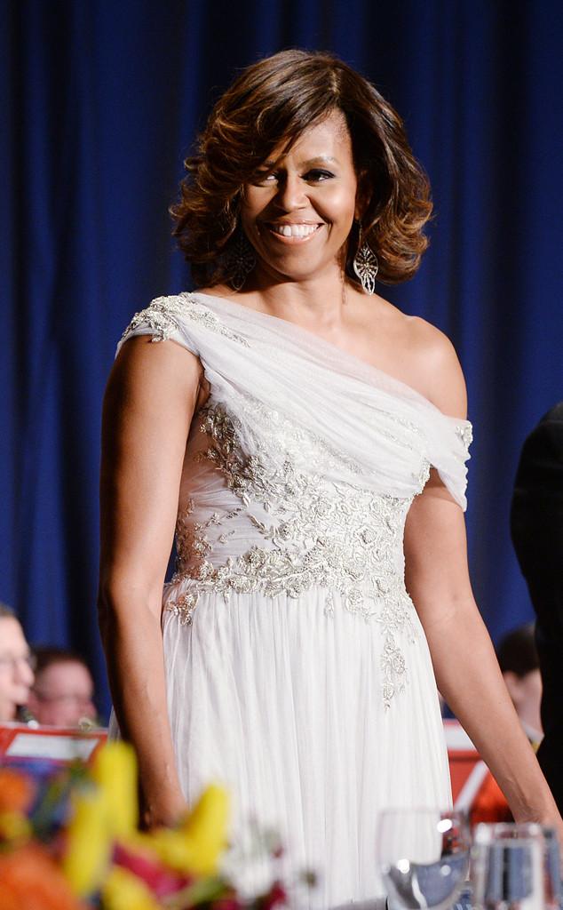 ESC: Michelle Obama, 2014