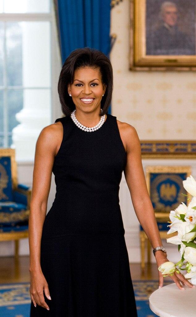 ESC: Michelle Obama, 2009