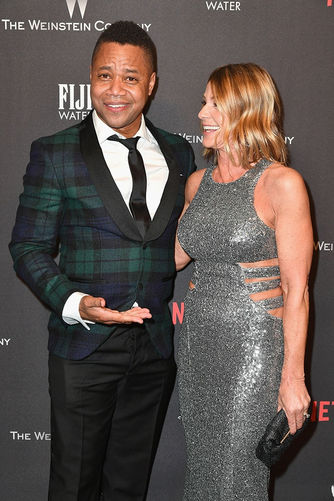 Cuba Gooding Jr. Files For Divorce From His Wife Sara Kapfer After 22 Years Of Marriage