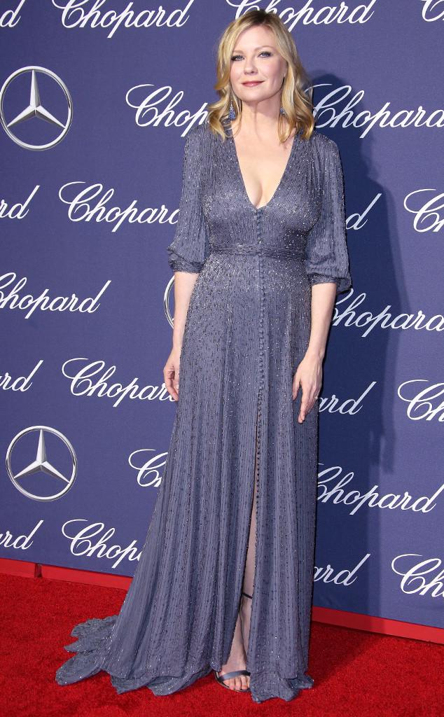 Kirsten Dunst From 2017 Palm Springs International Film