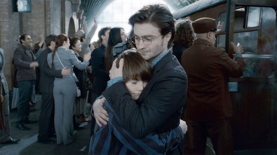 Daniel Radcliffe, Harry Potter and the Deathly Hallows - Part 2