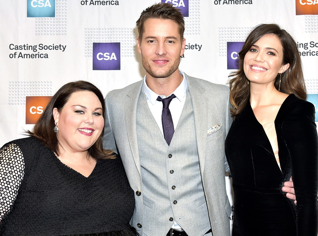Chrissy Metz, Justin Hartley, Mandy Moore