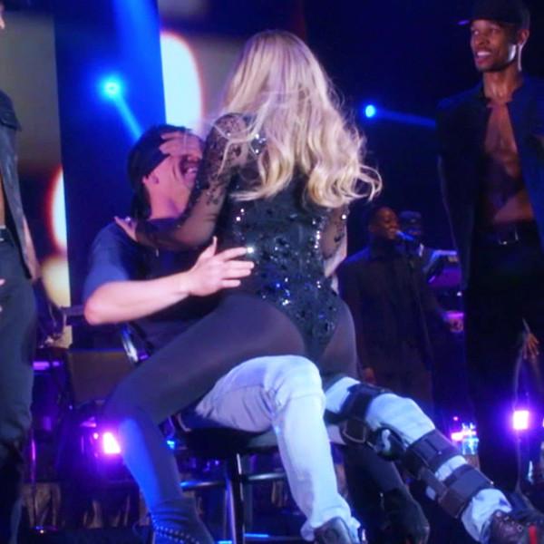 Mariah Carey, Bryan Tanaka, Mariah's World, Mariah's World 107