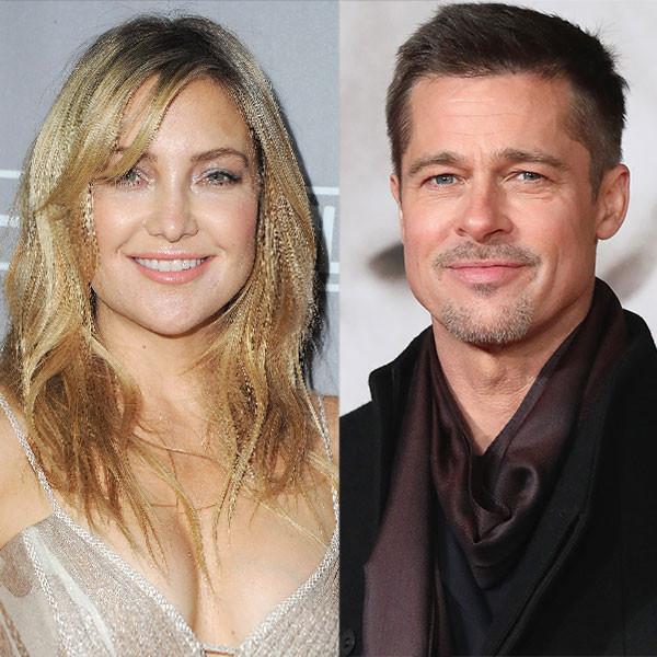 Oliver Hudson Pokes Fun at Those Brad Pitt and Kate Hudson Romance Rumors