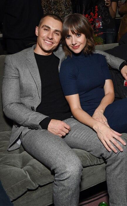 Dave Franco, Alison Brie