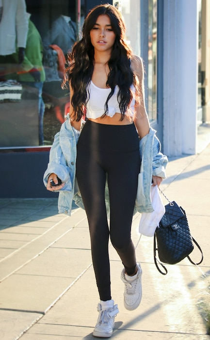 ESC: Leggings, Madison Beer