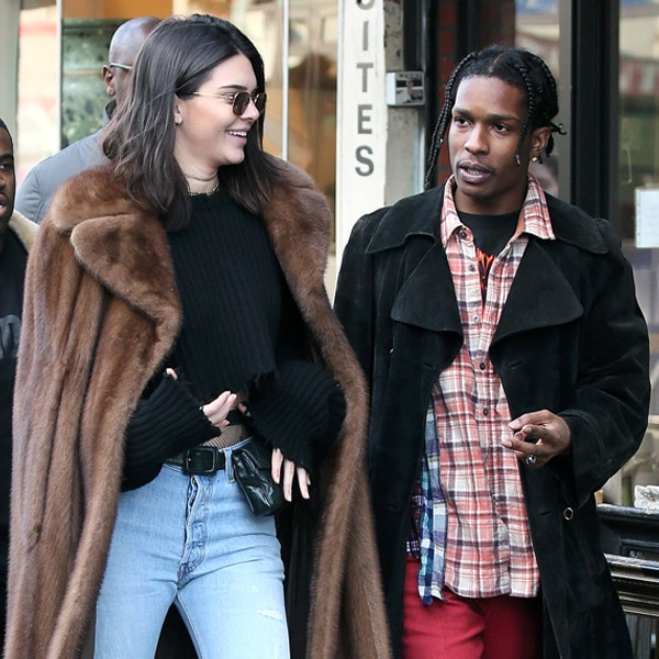 Kendall Jenner, ASAP Rocky, A$AP Rocky