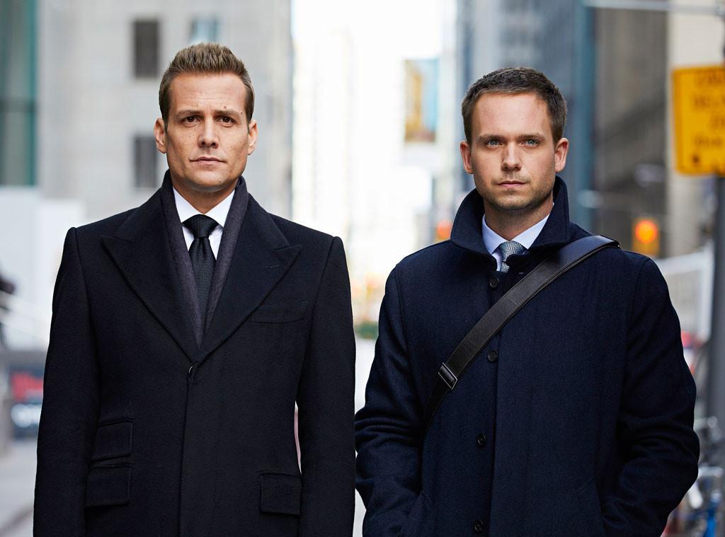 Suits, Patrick J. Adams, Gabriel Macht, Season 6