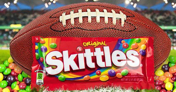 Skittles, Super Bowl