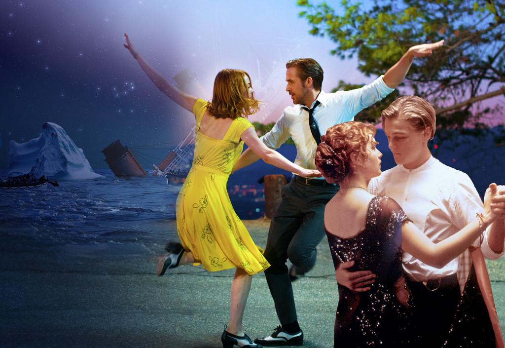 Titanic, La La Land
