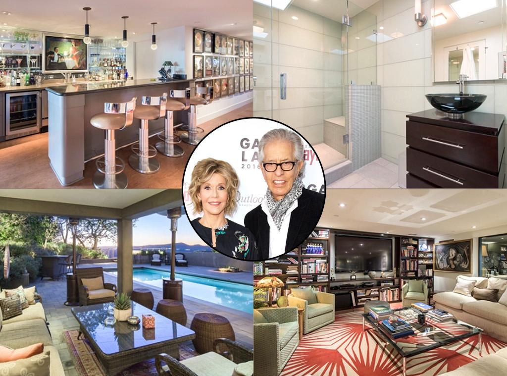Jane Fonda, Richard Perry, Real Estate