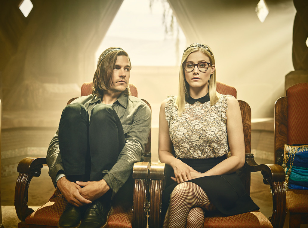 The Magicians, Quentin and Olivia