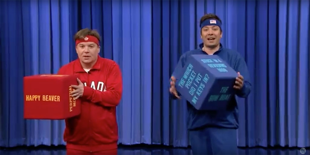 Mike Meyers, Jimmy Fallon