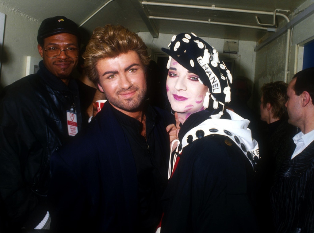 George Michael, Boy George