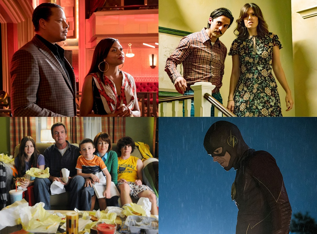 Renewed or Canceled TV Shows, This Is Us, Empire, The Flash, The Middle